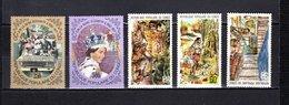 Congo   1978 .  Y&T  Nº   515/516-517/518-519   *   Sin Goma - República Democrática Del Congo (1964-71)