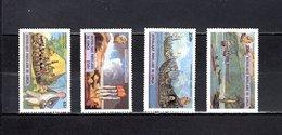 Congo   1978 .  Y&T  Nº   534/537   *   Sin Goma - República Democrática Del Congo (1964-71)