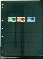 SINGAPORE FOIRE COMMERCIALE DE L'A.S.E.A.N. 3 VAL NEUFS A PARTIR DE 0.50 EUROS - Singapour (1959-...)