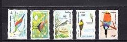 Congo  1980  .  Y&T  Nº   581/586    *  Sin  Goma - Dem. Republik Kongo (1964-71)