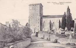 Vendée - Breuil-Barret - La Vieille église - France