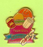 Pin's Mac Do McDonald's Trio - 6BB01 - McDonald's