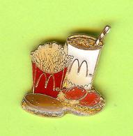 Pin's Mac Do McDonald's Trio - 6BB02 - McDonald's