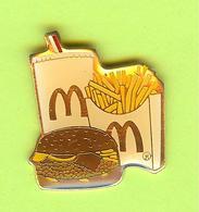 Pin's Mac Do McDonald's Trio - 6BB03 - McDonald's