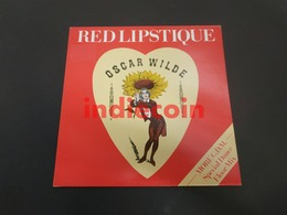 "RED LIPSTIQUE Oscar Wilde 1993 UK 12"" Single - 45 T - Maxi-Single"