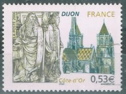 France 2006 N° 3879a** DIJON. Variété Signée - France