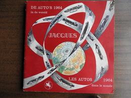 Album Jacques : Les Autos 1964 Dans Le Monde - Auto