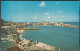 The Harbour, St Ives, Cornwall, 1969 - Photographic Greeting Card Co Postcard - St.Ives