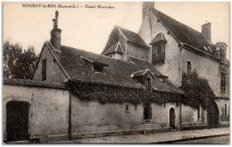 28 NOGENT-le-ROI - Castel Montaigne - Nogent Le Roi