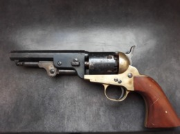 Revolver 36 - Armes Neutralisées