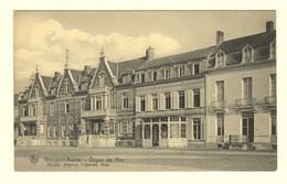#10624[Postkaart] Nieuport Bains. Digue De Mer. Villas: Nemrod, L'Yperlée, Huet Nels No 52 P. Van De Venne. Nieuwpoort - Nieuwpoort