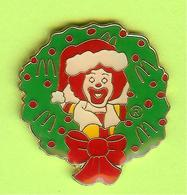 Pin's Mac Do McDonald's Ronald Couronne - 6BB14 - McDonald's