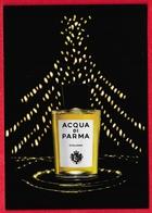 CARTE POSTALE ACQUA DI PARMA : COLONIA - Cartes Parfumées
