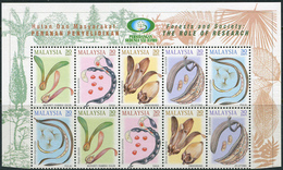 Malaysia 2000. Michel #920/24 MNH/Luxe. Plants (Ts02) - Malaysia (1964-...)