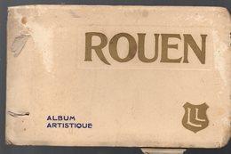 Rouen (76 Seine Maritime) Album Artistique 18 Photos  (PPP9853) - Dépliants Touristiques