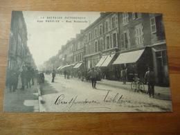 56 -  Pontivy Rue Nationale La Bretagne Pittoresque - Pontivy