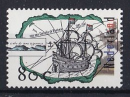Nederland - Ontdekkingsreizen - Reis Van Cormelis De Houtman 1595-1597 - MNH - NVPH 1696 - Boten