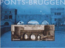Belgie 2018 NA36 Bruggen/Ponts ** Mnh (41423) - Belgique