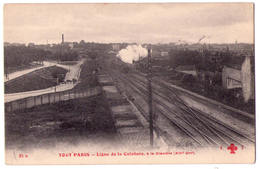 3564- Paris ( XIIIe ) - Ligne De La Ceinture à La Glacière - F.Fleury N°21 - - Arrondissement: 13