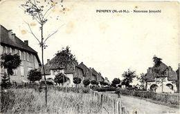 54  POMPEY   -   NOUVEAU  JEUYETE - Other Municipalities