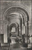 St Nicholas' Church, Studland, Dorset, C.1950 - S F James RP Postcard - Other