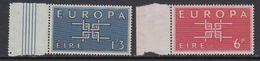 Europa Cept 1963 Ireland 2v (+margin) ** Mnh (41424A) - Europa-CEPT