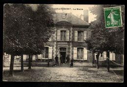51 GIZAUCOURT  - La Mairie - France