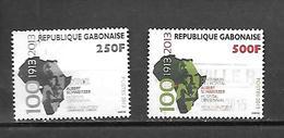 TIMBRE OBLITERE DU GABON DE 2013 - Gabon (1960-...)