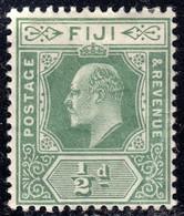 Fiji 1906 1/2d SG118 - Mint - Fiji (...-1970)
