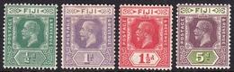 Fiji  GV Assortment - Mint - Fiji (...-1970)