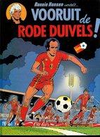 Ronnie Hansen Vertelt ... (Raymond Reding): Vooruit De Rode Duivels! (Novedi) (1982) - Ronnie Hansen
