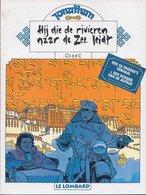 Jonathan: Hij Die De Rivieren Naar De Zee Leidt (Lombard 1997) (Cosey) - Jonathan