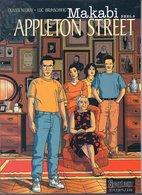 Makabi 2: Appleton Street (Neuray Brunschwig) (Dupuis Spotlight 2003) - Makabi