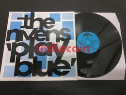 "NIVENS Play Blue 1990 12"" Single - 45 T - Maxi-Single"