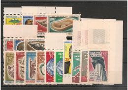 TCHAD  Année 1966 Complète   N° Y/T : 119/135** - Tchad (1960-...)