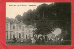 AUTHIE - Le Château - (Très Belle Animation) - - Sonstige Gemeinden