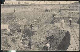 CPA Navilly - Carrière De La Tuilerie - Circulée 1912 - Sonstige Gemeinden