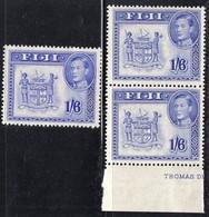 Fiji  1938 1/6 P.14 SG263a- Unmounted Mint - Fiji (...-1970)