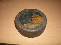 Rastilles Valda  Paris Old Box Tin - Boîtes/Coffrets