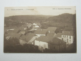 Carte Postale  , MEIX - DEVANT - VIRTON , - Meix-devant-Virton