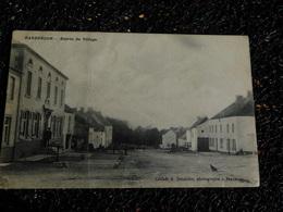Barbençon, Entrée Du Village, 1913, Timbre (G6) - Beaumont
