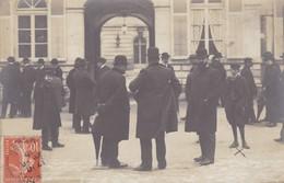 55 - BAR LE DUC - ELECTIONS SENATORIALES - CARTE PHOTO - TEXTE AU DOS - Bar Le Duc
