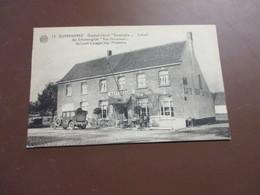 Zuienkerke, Gasthof Hotel Katteroghe, Lokaal Der Schuttersgilde, Sint Sebastiaan, Bij Louis Louagie Van Middelem - Zuienkerke