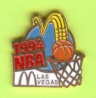 Pin's Mac Do McDonald's Basketball Las Vegas - 6BB19 - McDonald's