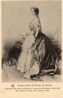 CPA -EUGENIE-MARIE DE MONTIJO DE GUZMAN Impératrice Des Français De 1853 à 1870 Femme De Napoléon III, Née à Grenade - History