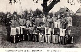 Carolles: Photo De L'accordéon Club Spérenza - Frankreich