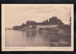Greece Corfu Postcard Unused - Greece