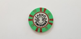 Casino Timisoara Romania 5$ Casino Chip Jeton - Casino