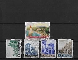 Saint Marin Yv. 504 Et 506-509 O. - Saint-Marin