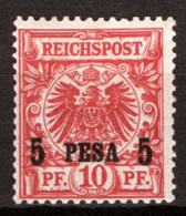 Africa Orientale 1893 Y.T 3 */MH VF/F - Kolonie: Duits Oost-Afrika